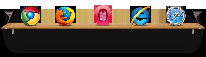 создание адаптивного веб-сайта для разных экранов